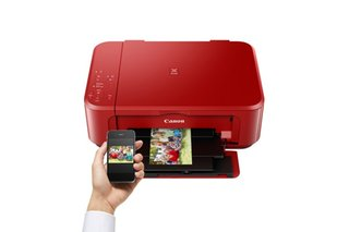 Canon PIXMA MG 3650S RED