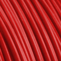 Fiberlogy ABS Plus Red