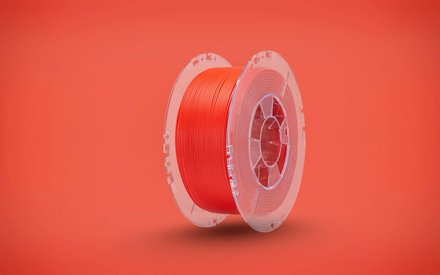 Print-ME E-HT PLA Intensive Red