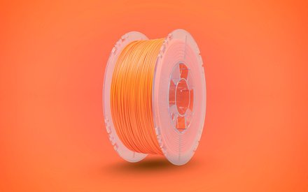 Print-ME E-HT PLA Intensive Orange