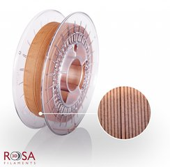 Rosa3D BioWOOD 1,75mm 0,5kg - Natural