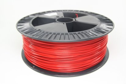 Spectrum Filament`s PLA Bloody Red 2kg (RAL 3020)