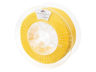 Spectrum Filament's PLA Pro Bahama Yellow 1kg (RAL 1018)