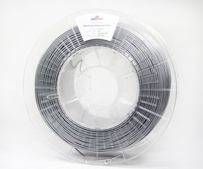 Spectrum Filament`s PLA Silver Star 1kg (RAL 9007)
