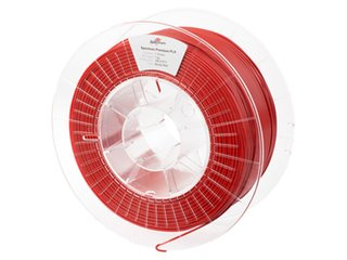 Spectrum Filament`s PLA Bloody Red 1kg (RAL 3020)