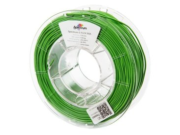 Spectrum Filament's S-Flex 90A 1.75mm LIME GREEN 0.25kg