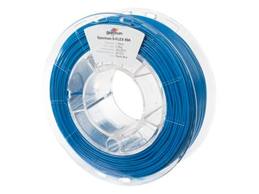 Spectrum Filament's S-Flex 90A 1.75mm PACIFIC BLUE 0.25kg