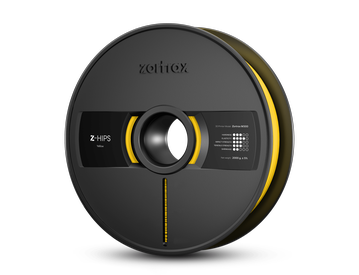 Zortrax Z-HIPS Yellow 2KG