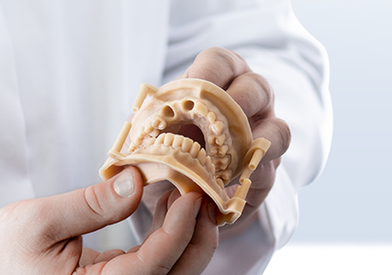 Rasin Dental model